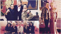 Charity Night bei Familie Tollmann