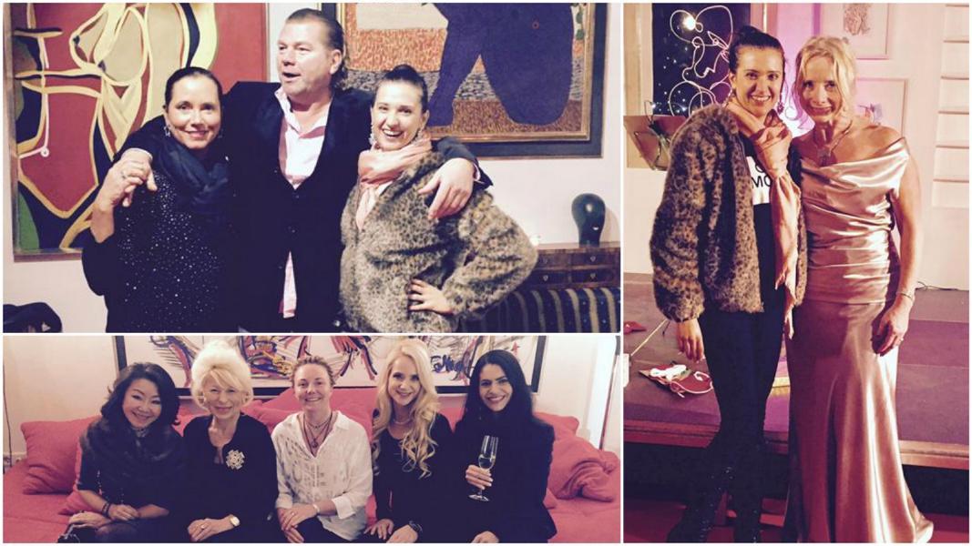 Photo of Charity-Event bei den Tollmanns: Adventszauber mit Sylvia Brécko