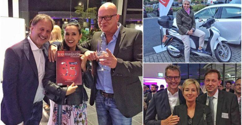 Photo of 35 Jahre Top Magazin Düsseldorf – Große Geburtstagssause im Lexus-Forum