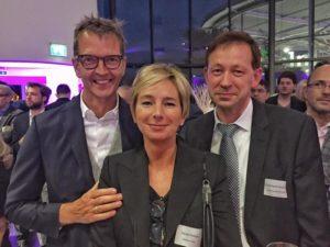 Josef Hinkel, Nicole Hinkel, Burkhardt Hintzsche