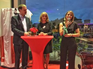 Ulrike ter Glane, Andrea Höngesberg
