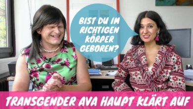 Photo of Was ist ein Transgender? Ava Haupt klärt im Video-Interview auf!