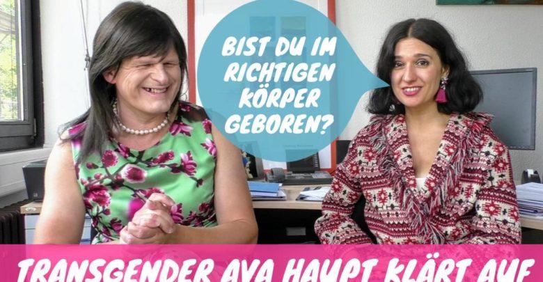 Photo of Was ist ein Transgender? Ava Haupt klärt im Video-Interview auf!