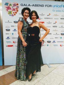 Alice Krüger, Klaudija Paunovic, Unicef Gala 2018 Köln