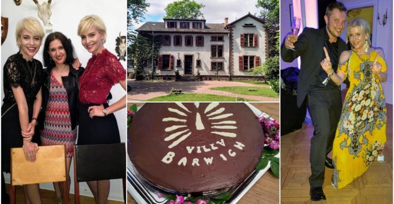 Villa Barwich, Meise Zwillinge, Eva Habermann, Armin Barwich