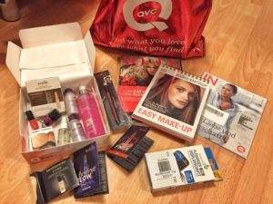 QVC Goodie Bag Vogue Fashion Night Out 2017 Düsseldorf