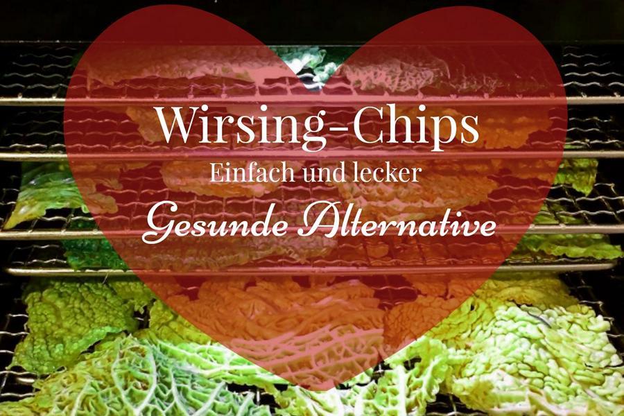 wirsing chips so lecker schmecken die veganen rohkost. Black Bedroom Furniture Sets. Home Design Ideas