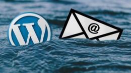 Wodrpress sendet keine E-Mails mehr