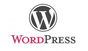 Wordpress Logo Pink