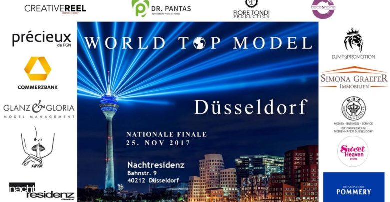 Photo of Gewinne 1×2 Karten für World Top Model Germany Wahl am 25.11.17 in der Nachtresidenz