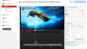 Verknüpfte Website in Youtube